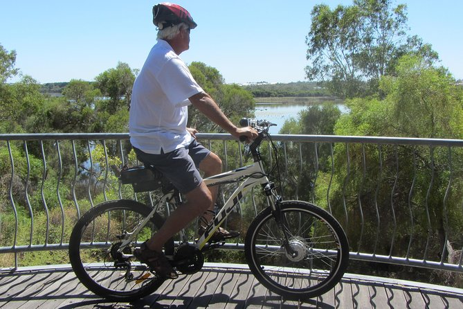 Perth Electric Bike Tours - Accommodation Port Hedland