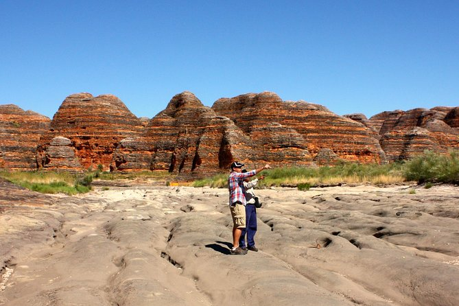 Bungle Bungle Flight Domes  Cathedral Gorge Guided Walk from Kununurra - Accommodation Port Hedland
