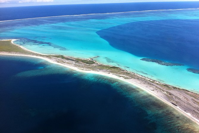 Abrolhos Islands Fixed-Wing Scenic Flight from Geraldton - Accommodation Port Hedland