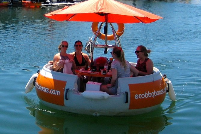 Self-Drive BBQ Boat Hire Mandurah - Group of 3 - 6 people - Accommodation Port Hedland