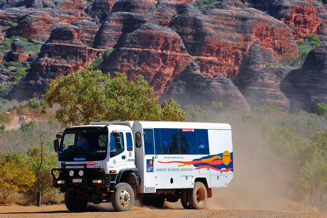 APT Kimberley Wilderness Adventures Purnululu Bungle Bungle 4WD Experience - Accommodation Port Hedland