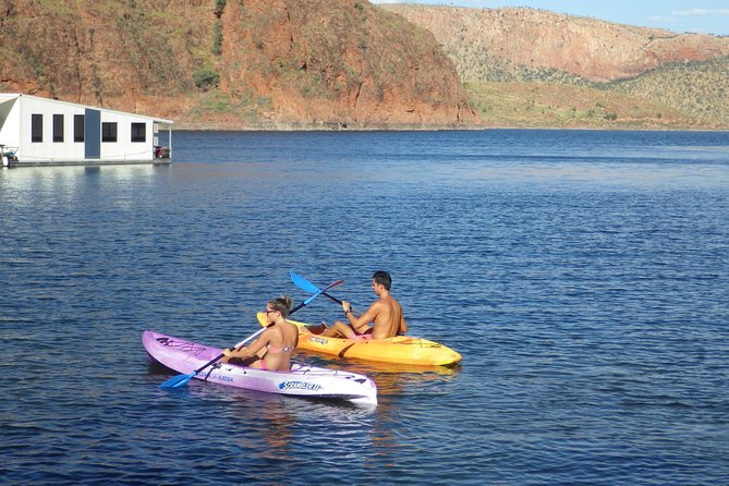 Lake Argyle Kayak Hire - Accommodation Port Hedland
