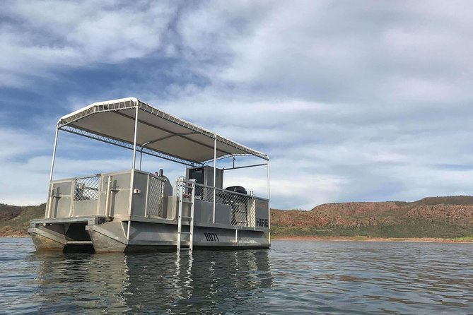 Lake Argyle BBQ Pontoon Hire Half day - Accommodation Port Hedland