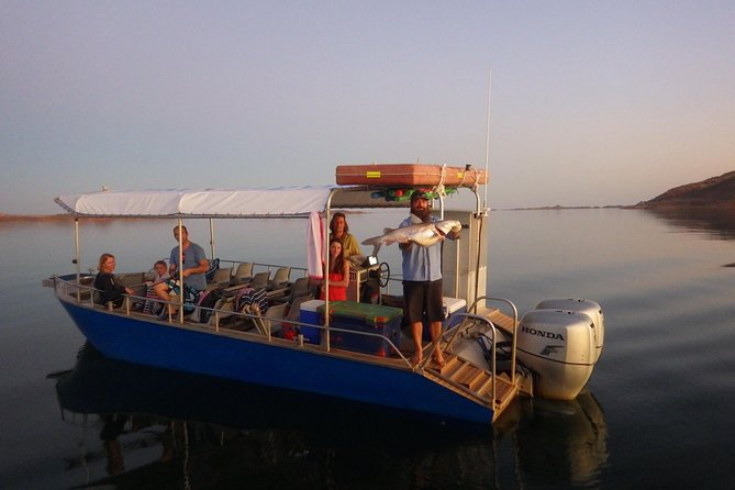 Lake Argyle Fishing Charter - Accommodation Port Hedland