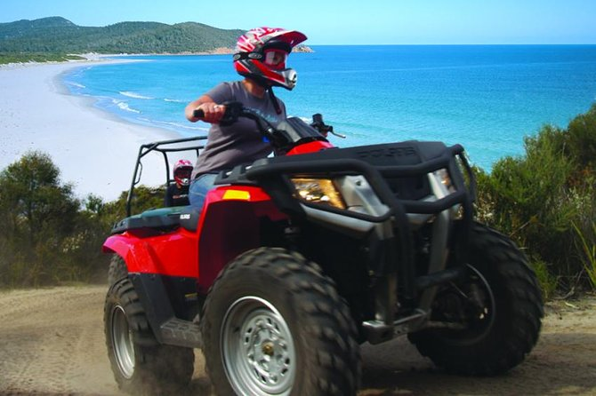 Half-Day Guided ATV Exploration Tour from Coles Bay - Accommodation Port Hedland