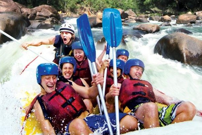 Tully River Full-Day White Water Rafting from Cairns including Lunch - Accommodation Port Hedland