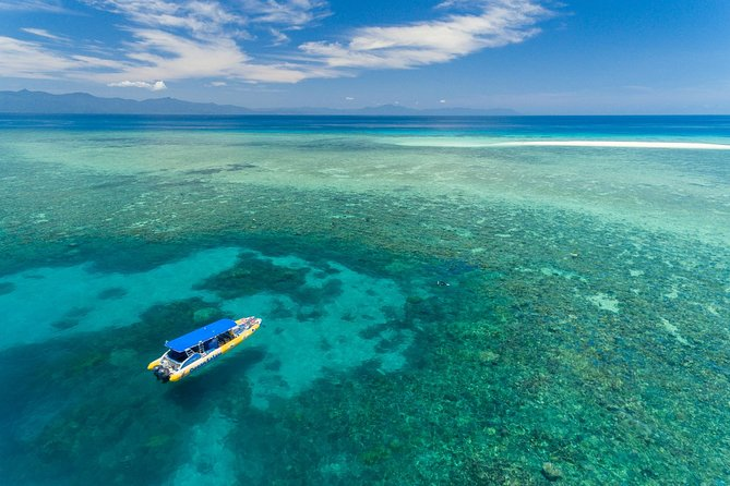 Ocean Safari Great Barrier Reef Experience in Cape Tribulation - Accommodation Port Hedland
