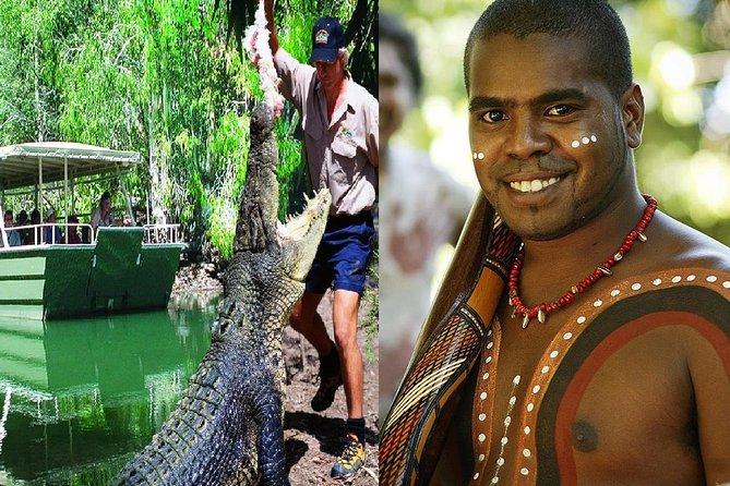 Hartley's Crocodile Adventures and Tjapukai Cultural Park Day Trip from Cairns - Accommodation Port Hedland
