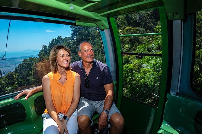 Skyrail Rainforest Cableway Day Trip from Palm Cove - Accommodation Port Hedland