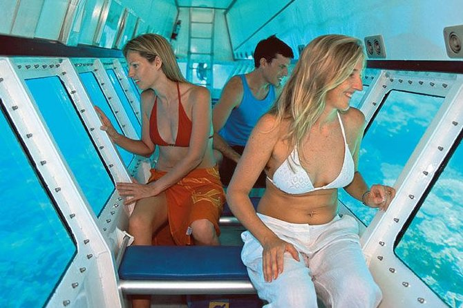 Quicksilver Outer Great Barrier Reef Snorkel Cruise from Palm Cove - Accommodation Port Hedland