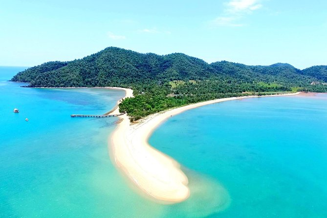 Dunk Island Round-Trip Water Taxi Transfer from Mission Beach - Accommodation Port Hedland