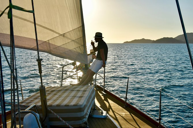 Magnetic Island Twilight Sailing Cruise - Accommodation Port Hedland