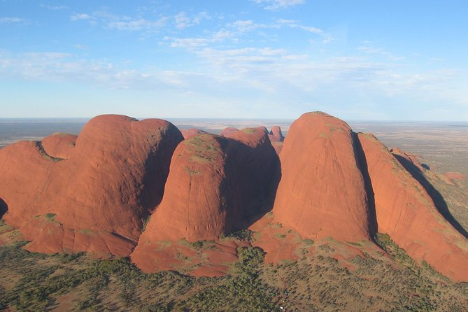 Kata Tjuta and Uluru Grand View Helicopter Flight - Accommodation Port Hedland