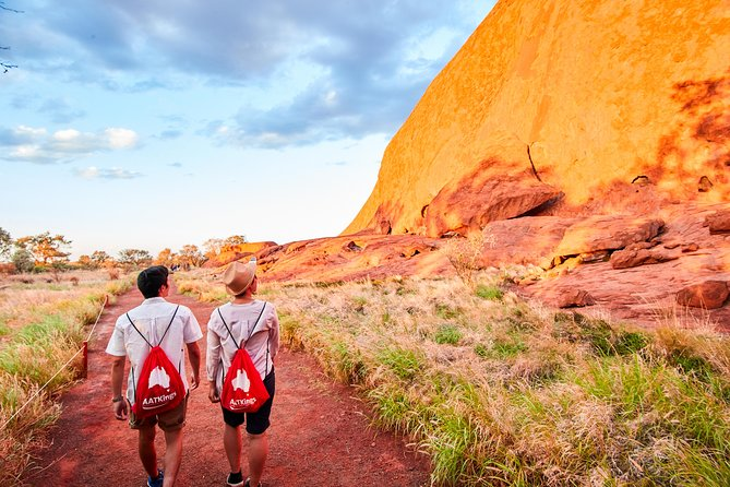 Uluru Sunrise and Guided Base Walk - Accommodation Port Hedland