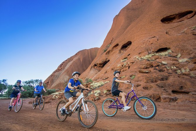 Outback Cycling Uluru Bike Ride - Accommodation Port Hedland