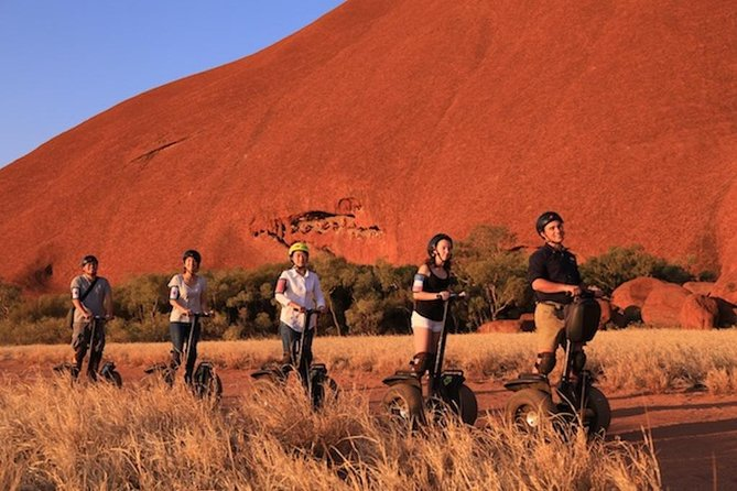 Quarter Uluru Segway  Sunset - Accommodation Port Hedland