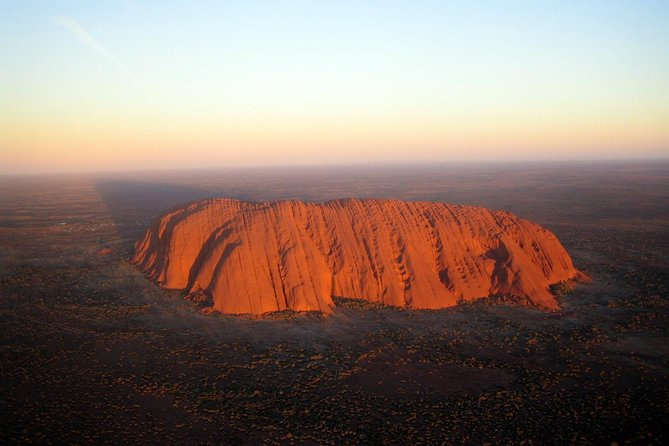 Fixed-Wing Scenic Flight from Uluru Ayers Rock - Accommodation Port Hedland