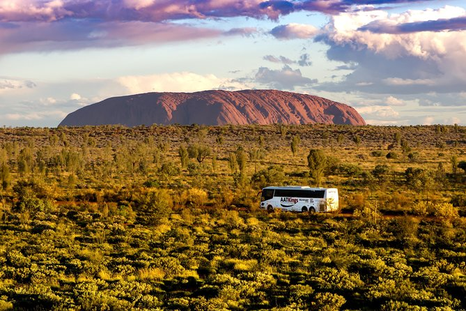 Coach Transfer from Kings Canyon Resort to Ayers Rock Resort - Accommodation Port Hedland