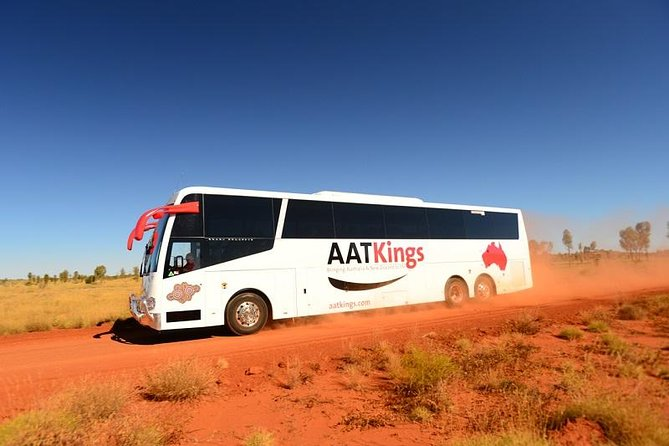 Coach Transfer from Kings Canyon to Alice Springs - Accommodation Port Hedland