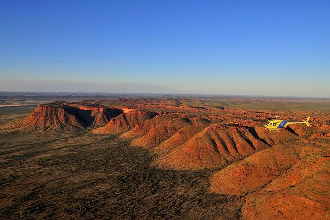Kings Canyon Helicopter Tour - Accommodation Port Hedland