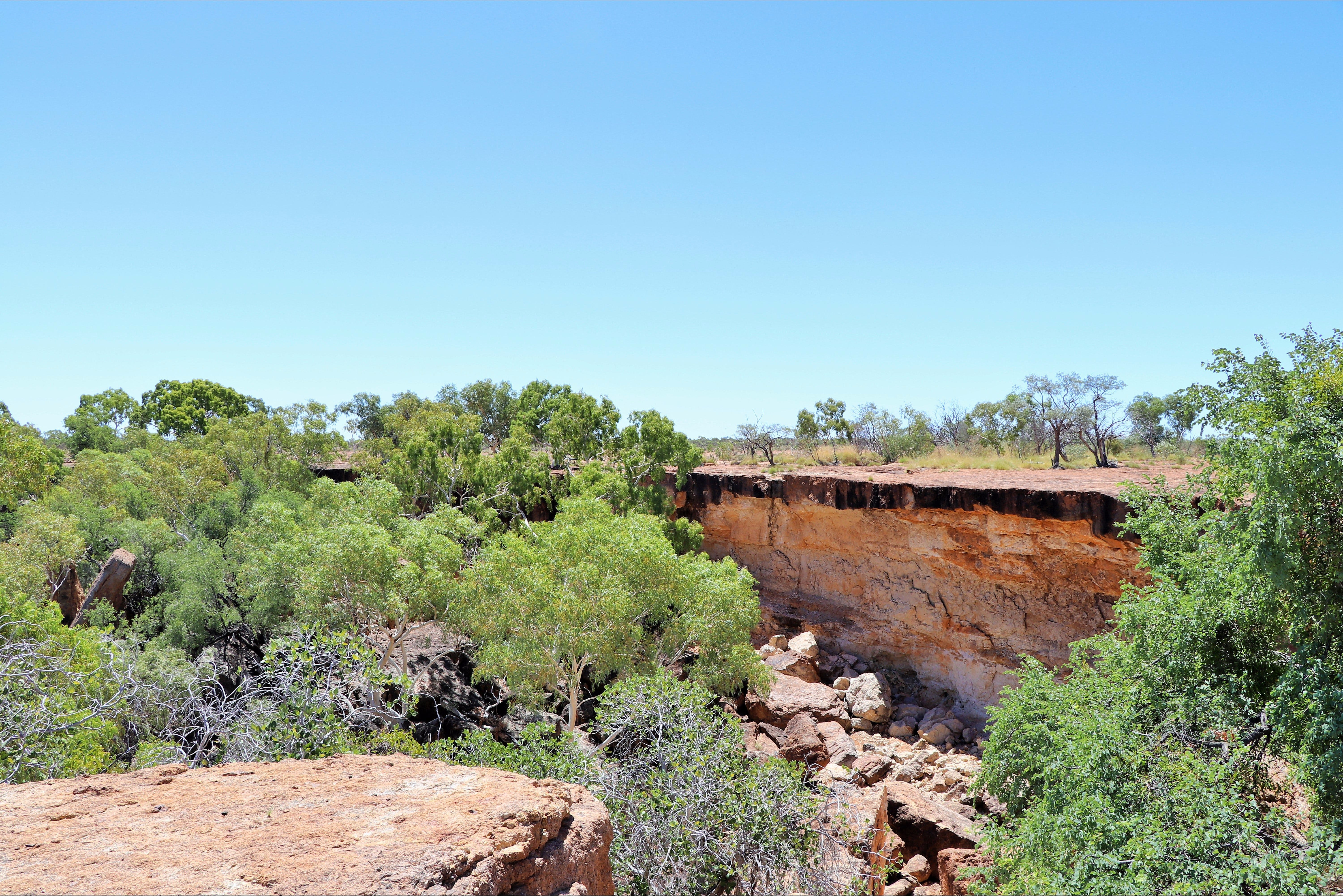 Bladensburg National Park - Accommodation Port Hedland