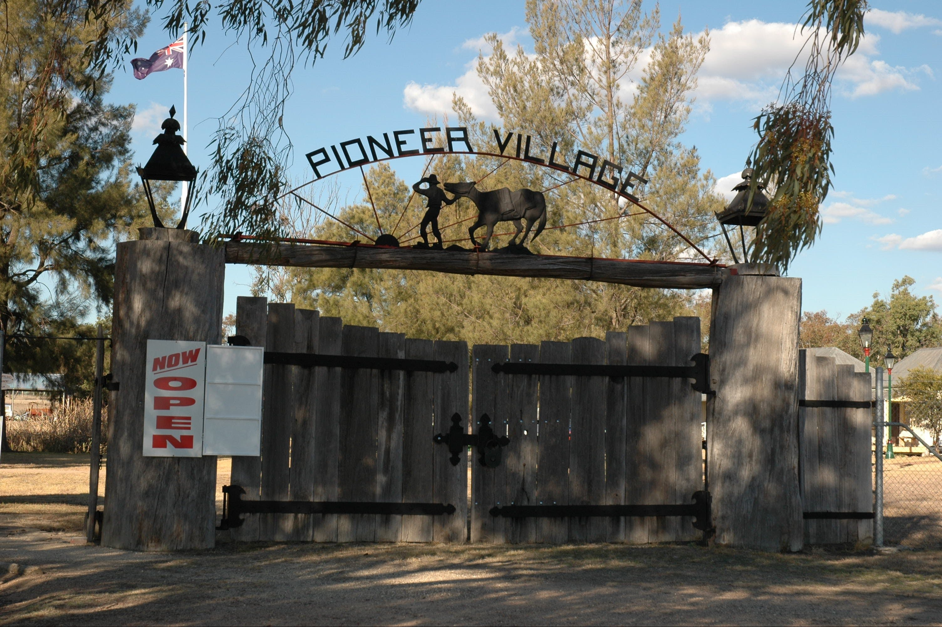 Inverell Pioneer Village - Accommodation Port Hedland