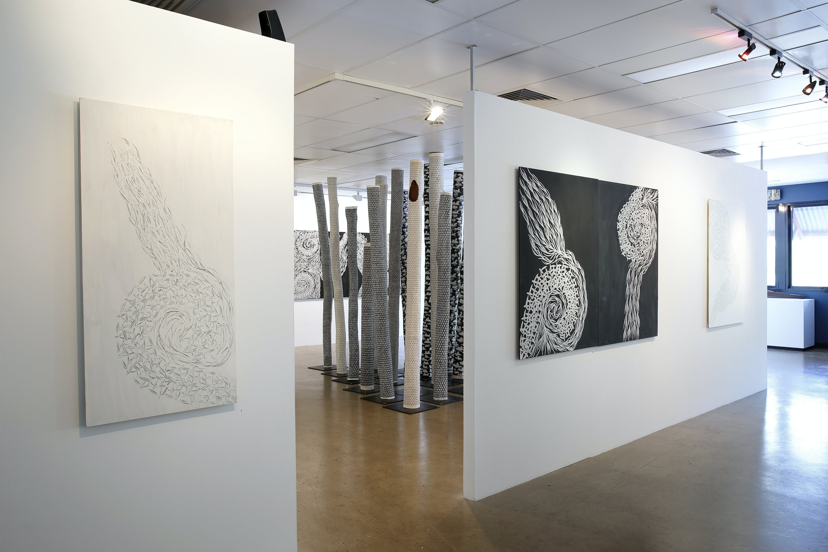 Outstation Gallery - Aboriginal Art from Art Centres - Accommodation Port Hedland