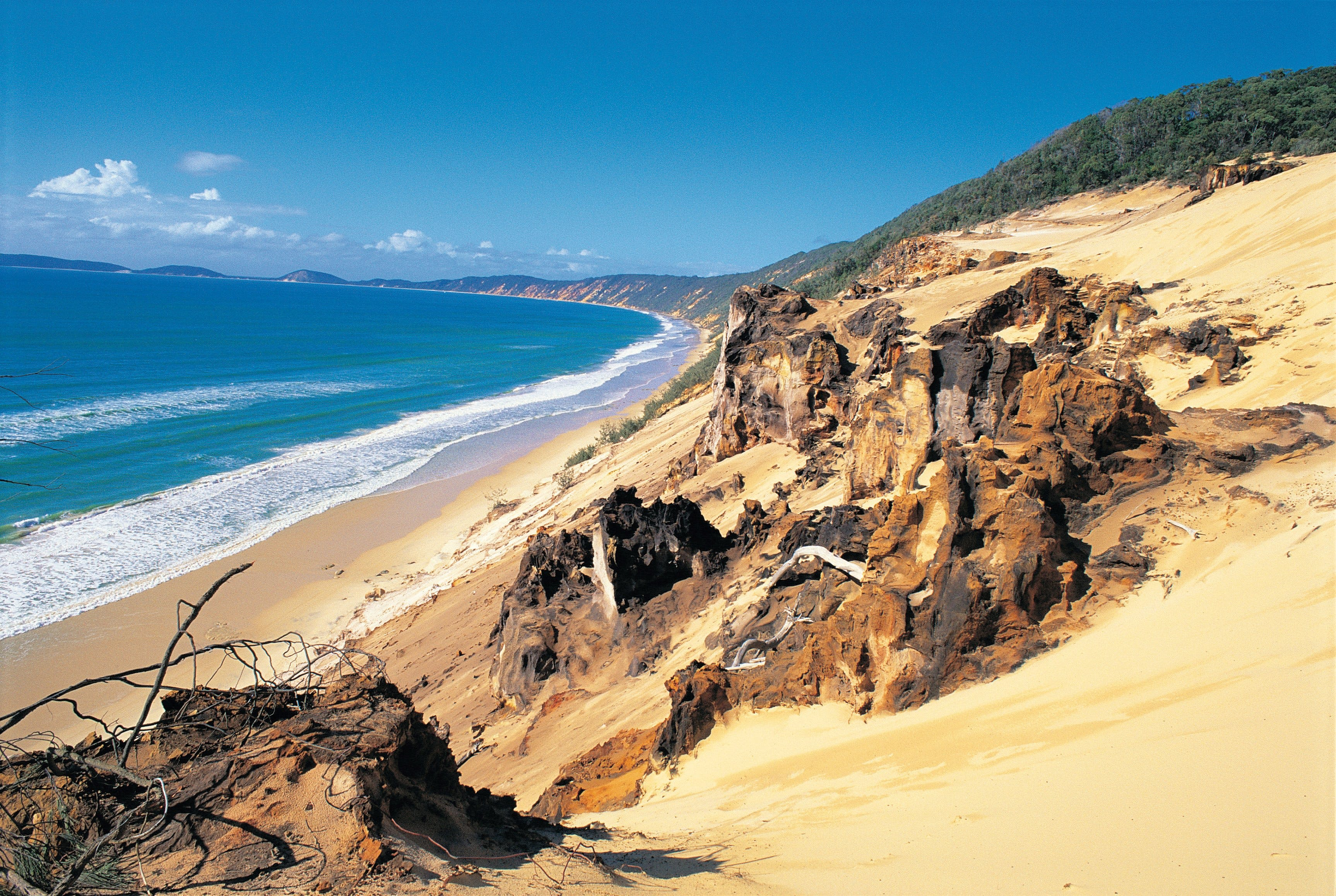 Cooloola Great Sandy National Park - Accommodation Port Hedland