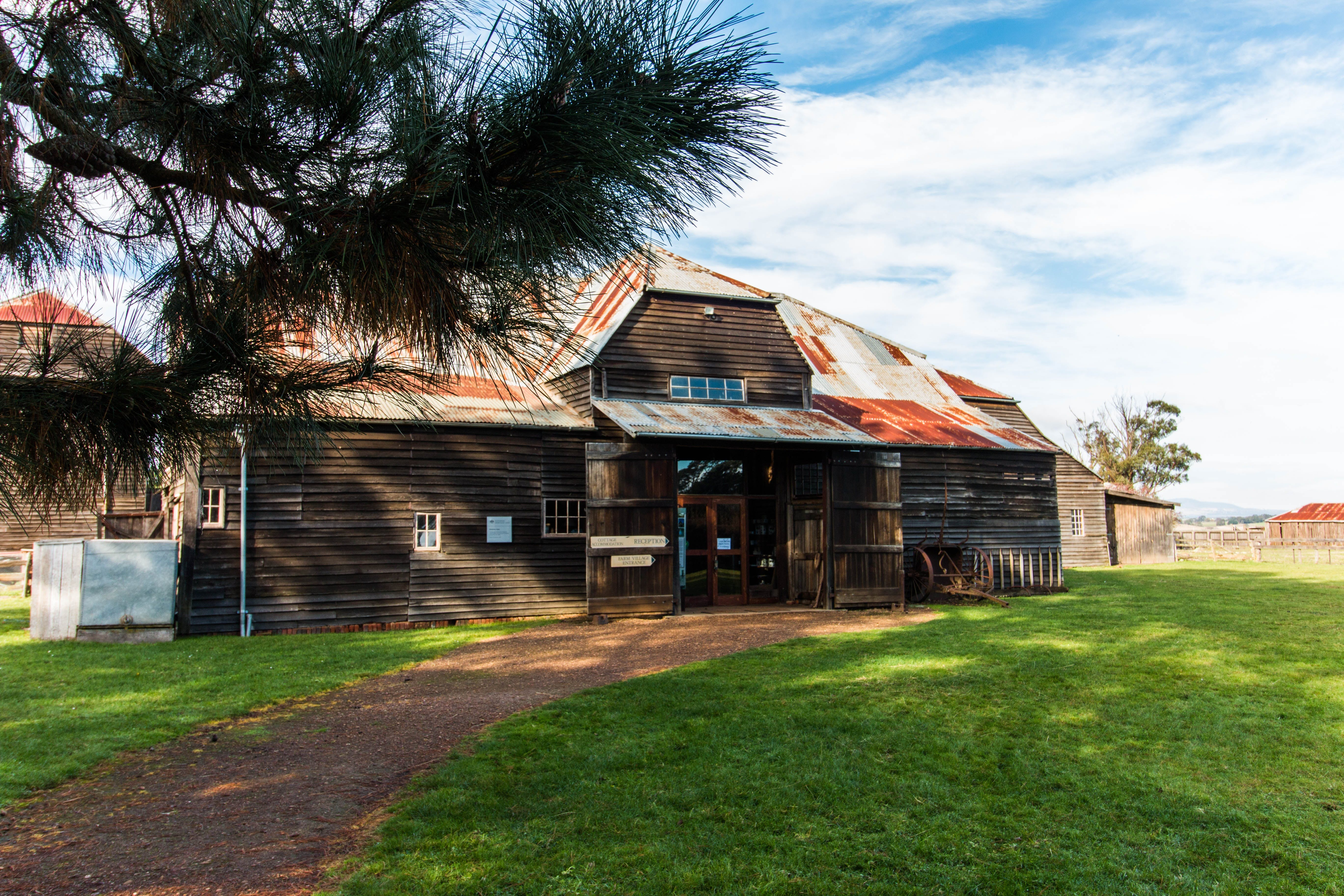 Brickendon Historic Farm and Convict Village - Accommodation Port Hedland