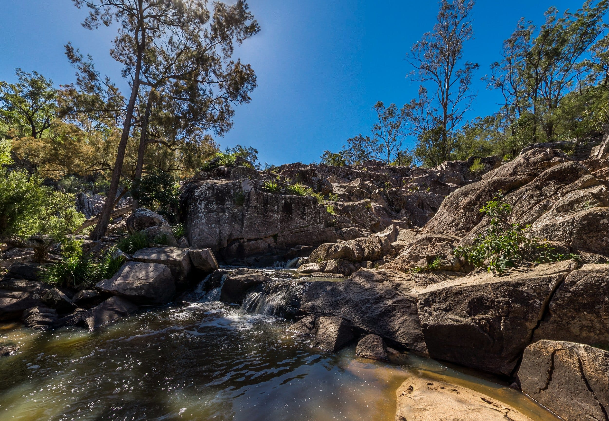 Crows Nest Falls - Accommodation Port Hedland