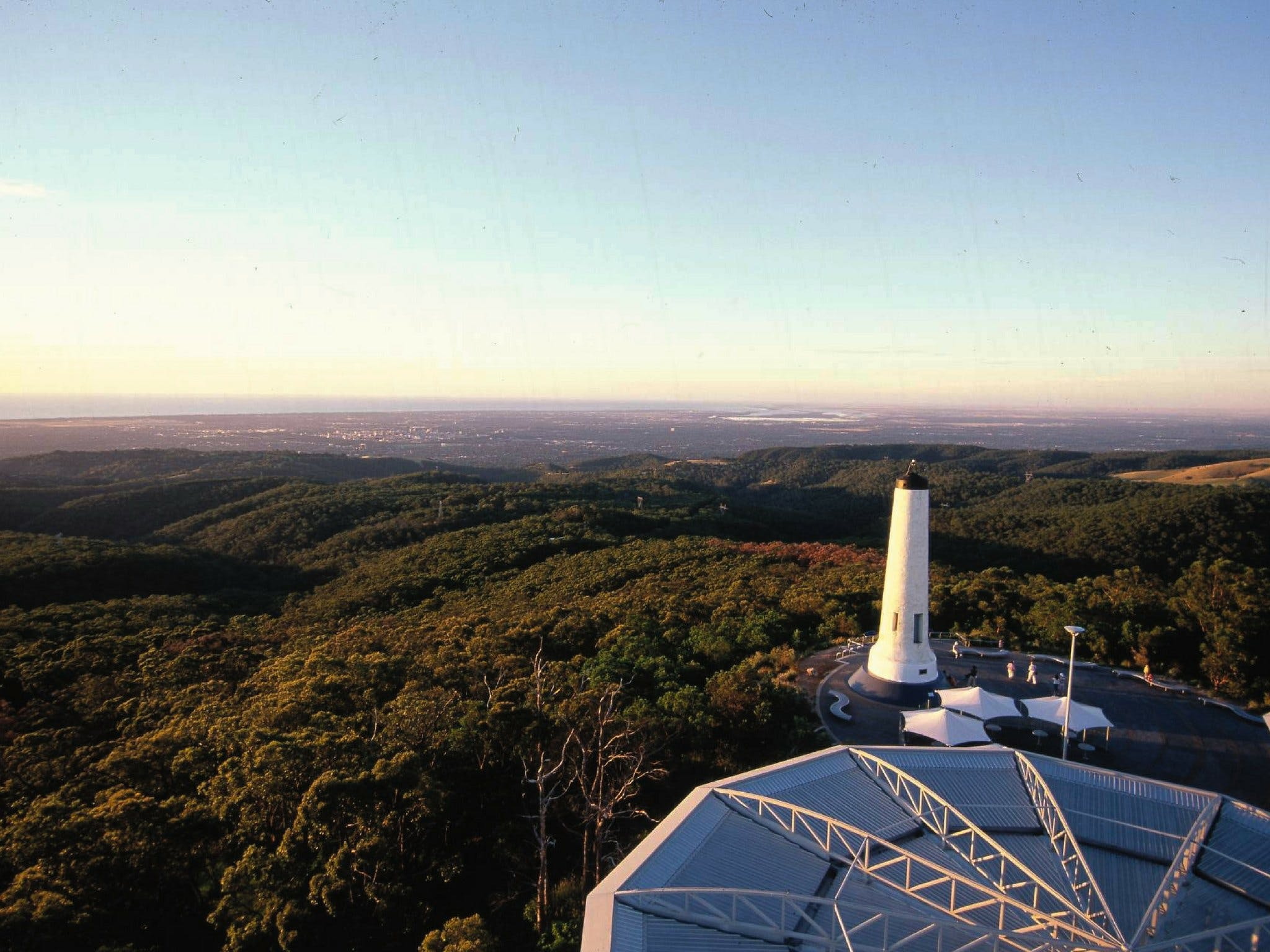 Mount Lofty Summit - Accommodation Port Hedland