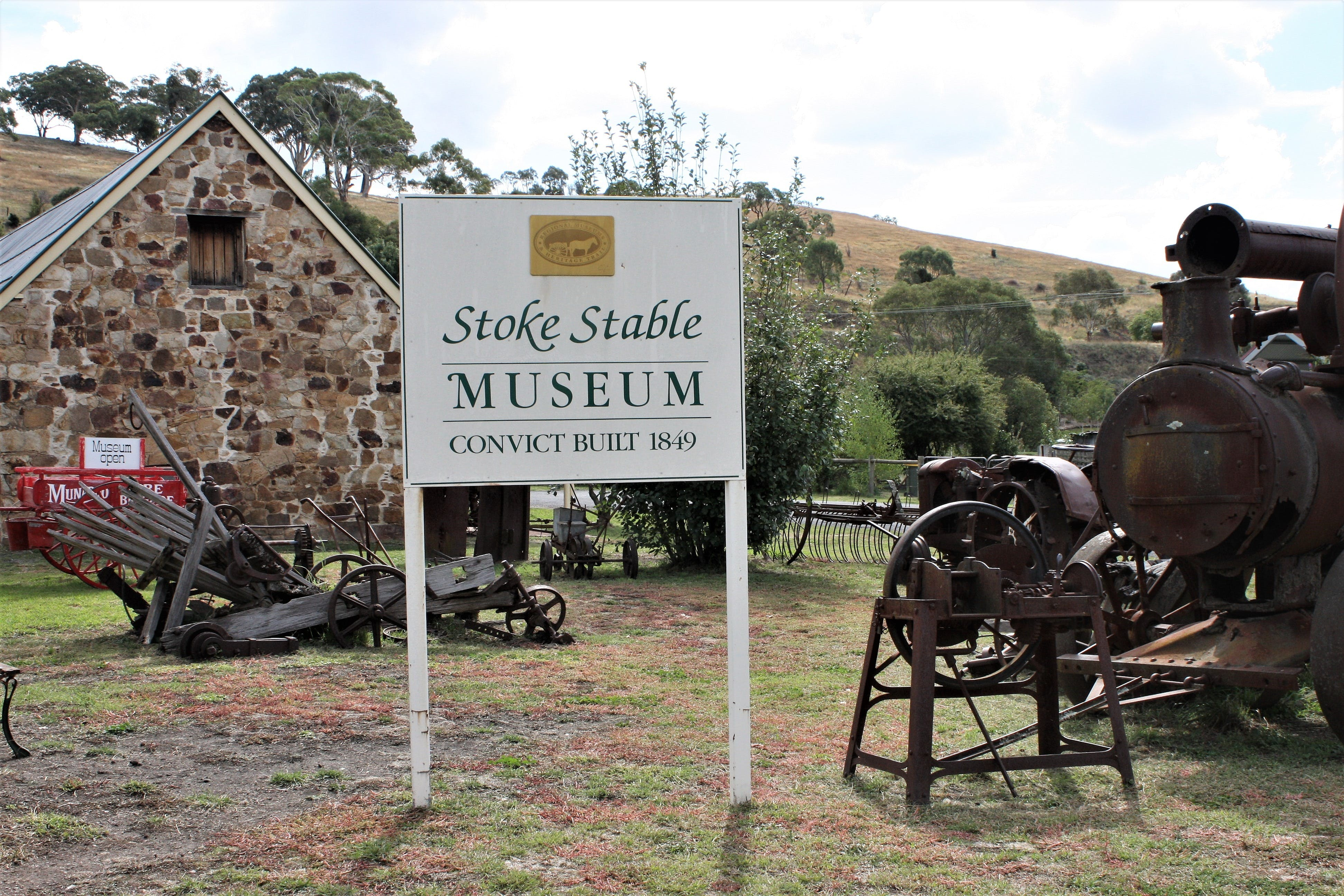 Stoke Stable Museum - Accommodation Port Hedland
