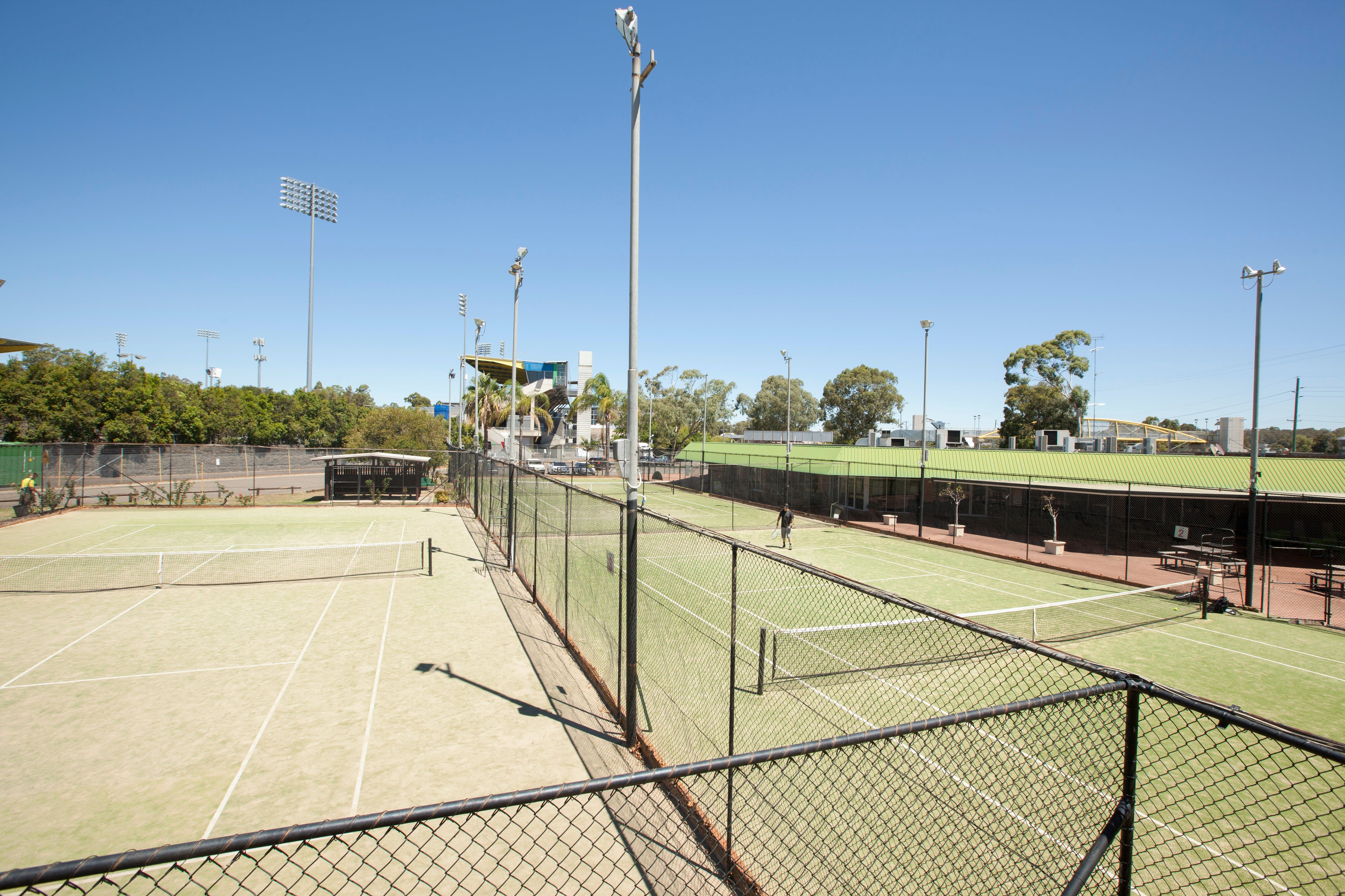 Wests Tennis Club - Accommodation Port Hedland