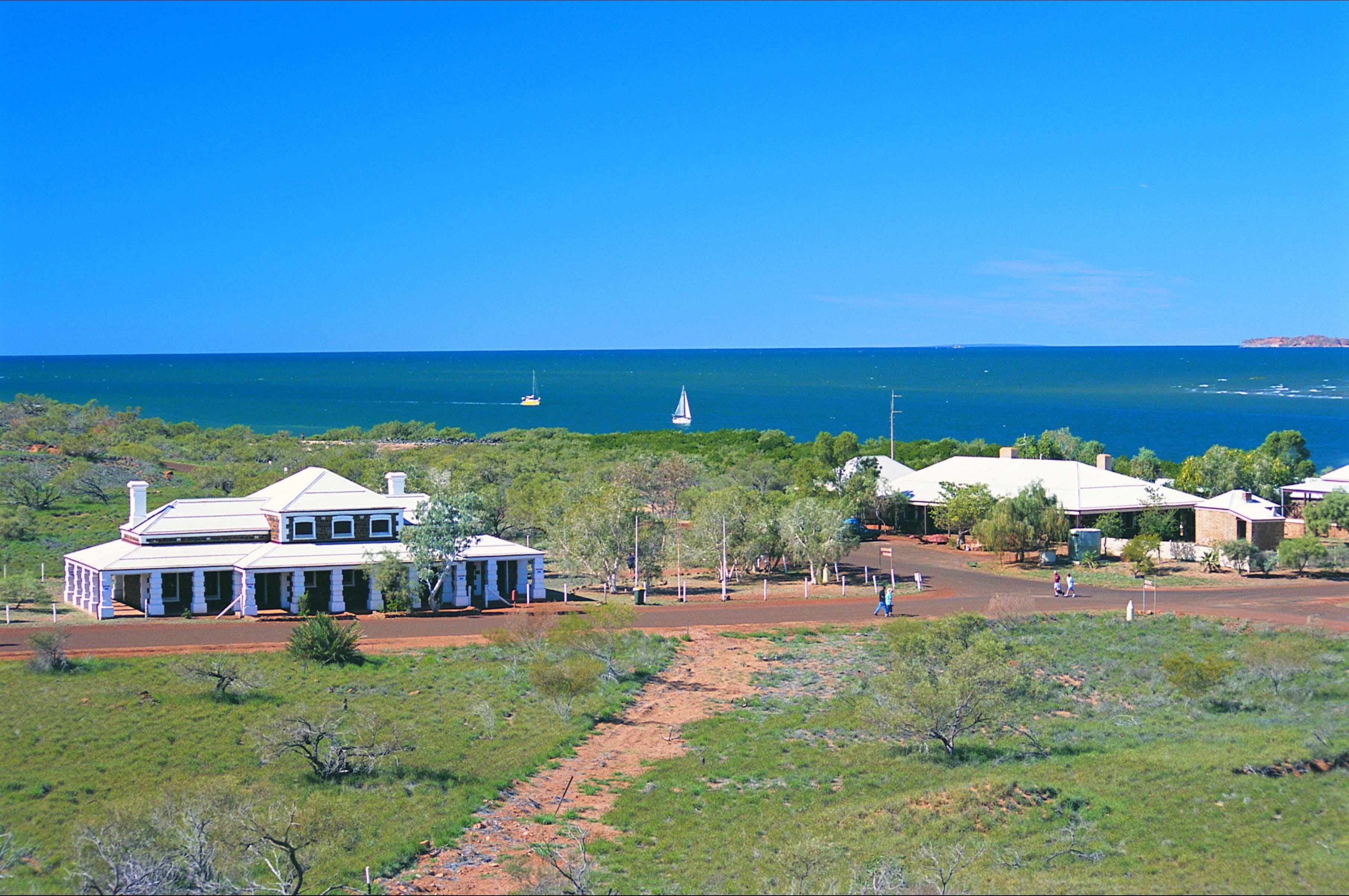 Cossack - Accommodation Port Hedland