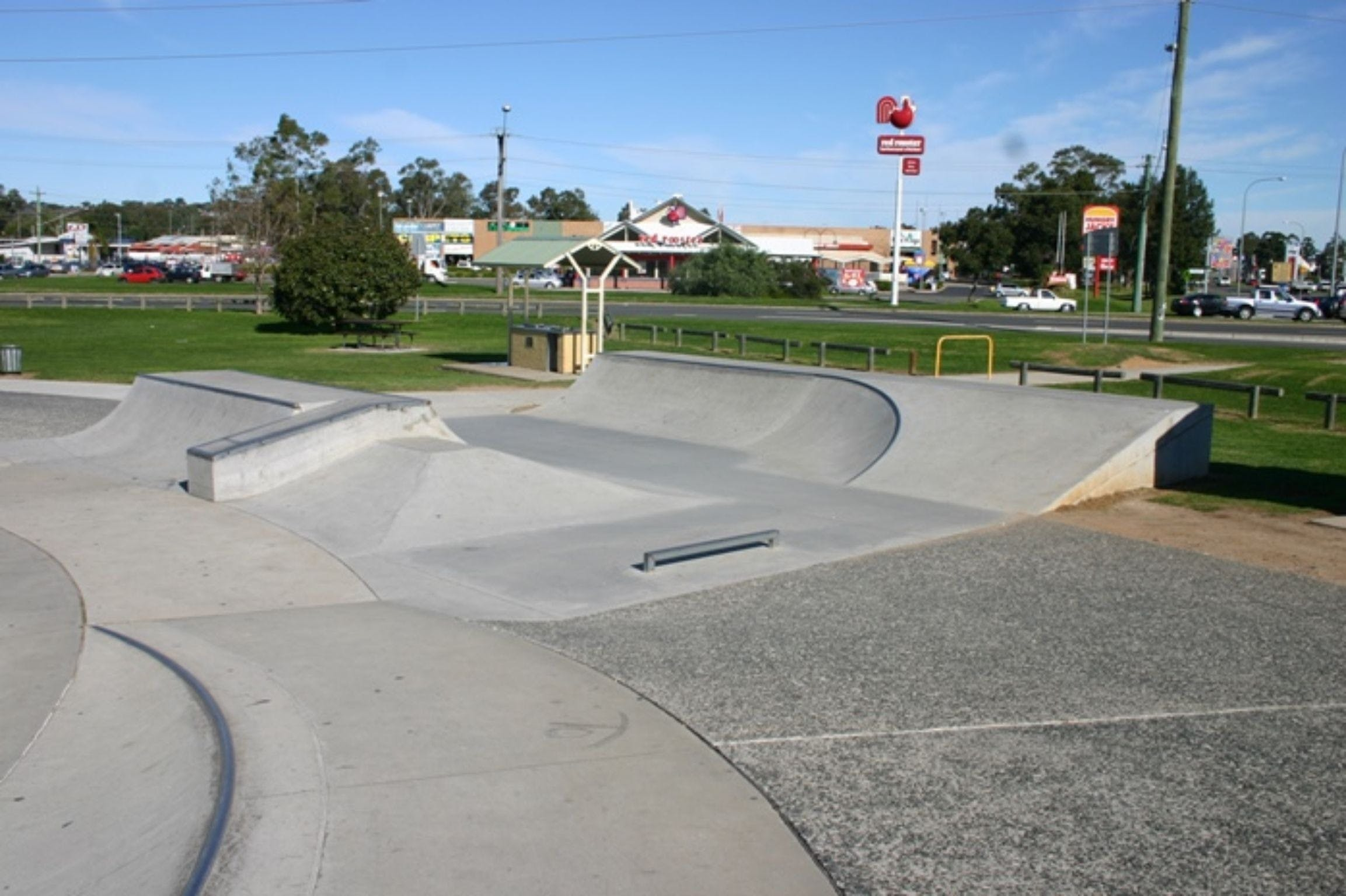 Campbelltown  Skate Park - Accommodation Port Hedland