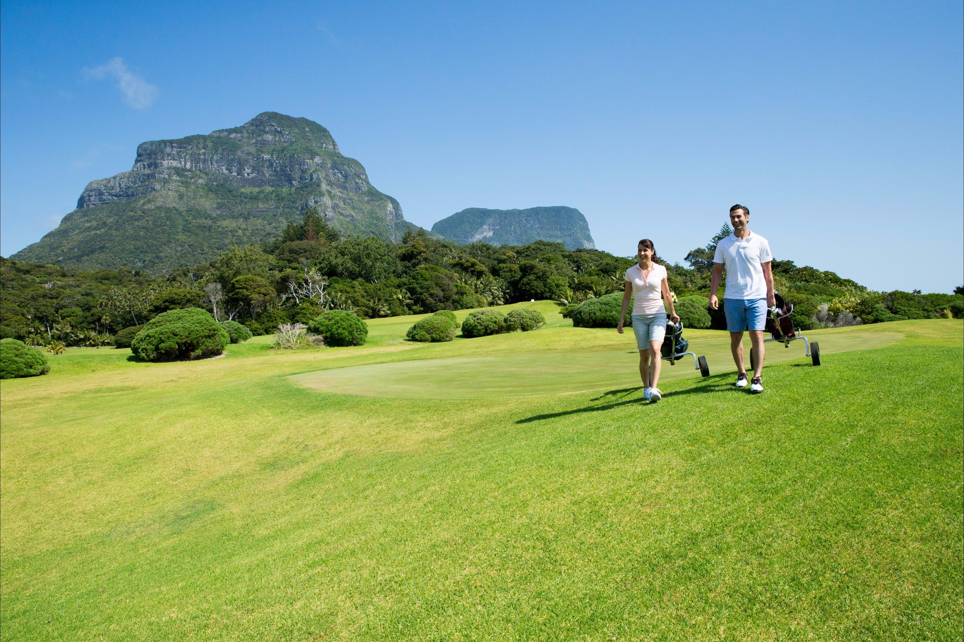 Lord Howe Island Golf - Accommodation Port Hedland