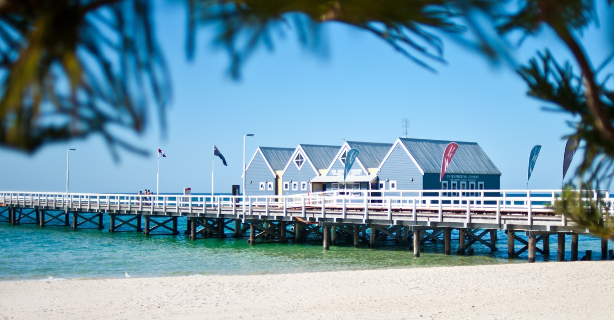 Busselton Jetty  Underwater Observatory Tour - Accommodation Port Hedland