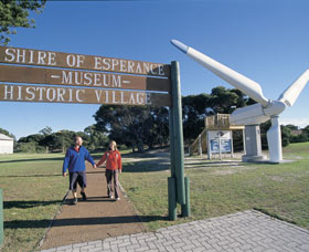Esperance Municipal Museum - Accommodation Port Hedland