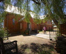 Holy Trinity Church - Accommodation Port Hedland