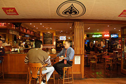 Aces Bar and Bistro - Accommodation Port Hedland