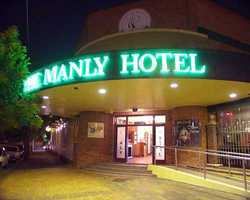 The Manly Hotel - Accommodation Port Hedland