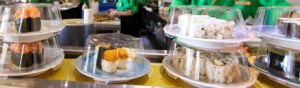Sushi Train Indooroopilly Junction - Accommodation Port Hedland