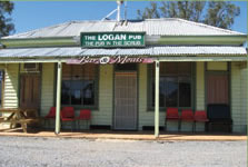 The Logan Pub - Accommodation Port Hedland