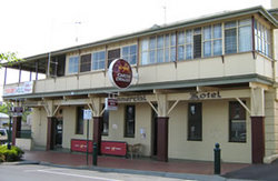 Commercial Hotel Alexandra - Accommodation Port Hedland