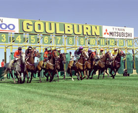 Goulburn and District Racing Club - Accommodation Port Hedland
