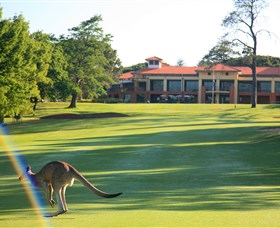 Royal Canberra Golf Club - Accommodation Port Hedland