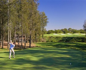 Hunter Valley Golf and Country Club - Accommodation Port Hedland