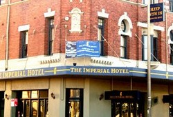Imperial Hotel - Accommodation Port Hedland