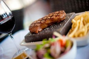 Black Angus Bar  Grill Restaurant - Accommodation Port Hedland