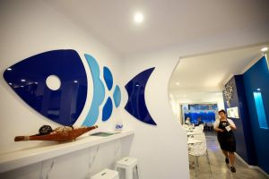 Fish Roe Gourmet Fish  Chippery - Accommodation Port Hedland